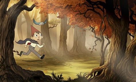 elijah wood over the garden wall review elijah wood animation over the garden wall for