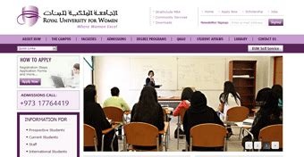 In Bahrain For Mba Marketing by Study In Bahrain Top Universities In Bahrain Bahrain