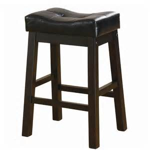 24 Inch Black Backless Bar Stools by 24 Inch Bar Stools Set Of 2 Barr S Furniture The