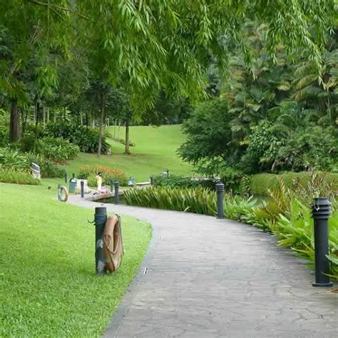 Botanic Garden Playground Singapore Botanic Gardens Is One Of Its Best Garden Park Singapore Attractions Places Of