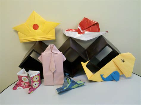 Origami Math Projects - activities dr vanderpool