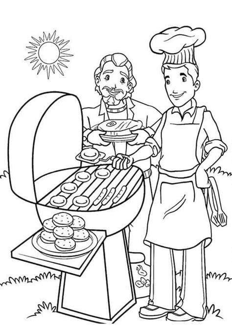 free summer coloring pages 36 free printable summer coloring pages