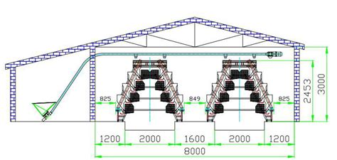Layout Plan For Chicken Farm | layout poultry farm house equipment for egg farms buy