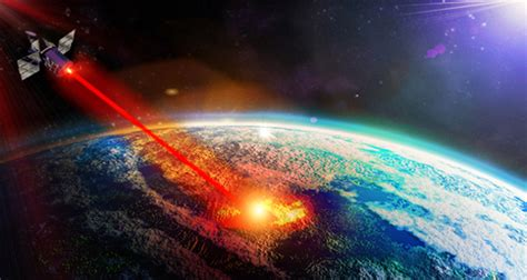 Space Weapon the cosmic consequences of space weapons why they must be