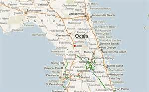 where is ocala florida on map ocala location guide