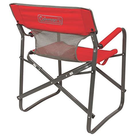 Coleman Portable Deck Chair by Coleman Outpost Deck Chair Discount Tents