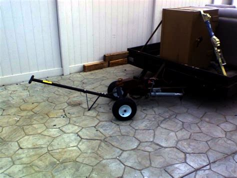 o t harbor freight trailer dolly is ok