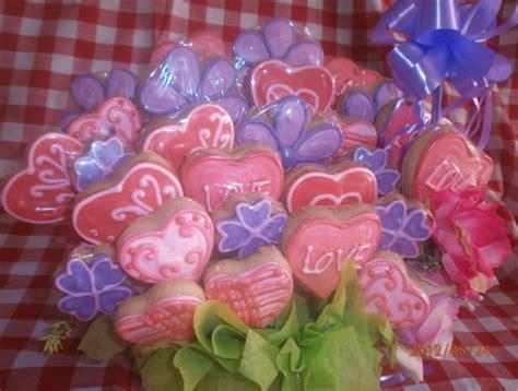 Mug F Mini Wedding Souvenir Othani Dan Melisa selamat datang fancy cookies tema pink dan purple and flower