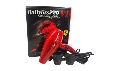 Babyliss Pro Hair Dryer Macy S babyliss pro v1 volare hair dryer model babfrv1c groupon