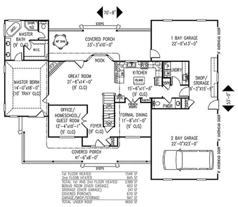 4 Bedroom House Plans One Story With Basement Basements Ideas Luxamcc