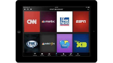 comcast app for android xfinity mobile tv app android 2016 voicesinhead 2016