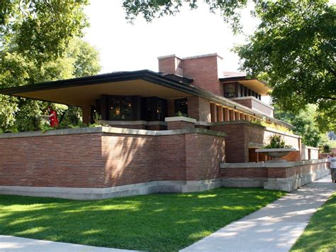 frank lloyd wright style houses mid century modern architecture homes design mid