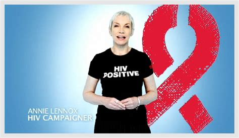 Lennoxs Sing World Aids Day by The Shop Unaids Lennox Ask You To Be An
