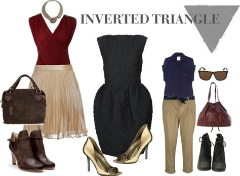 what inverted triangles shouldnt wear inverted triangle shape slice n life