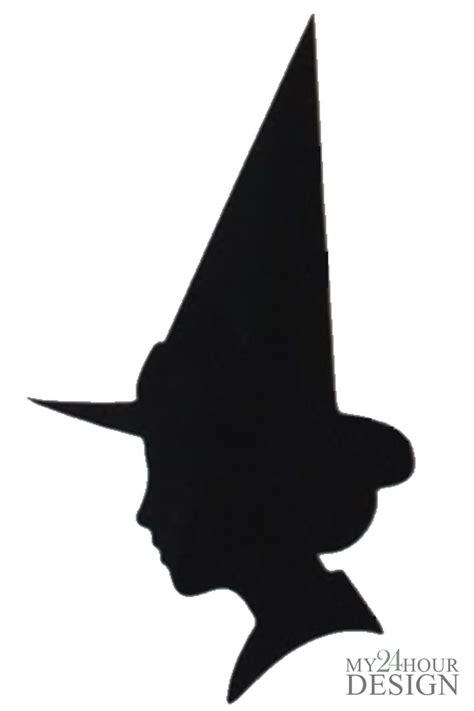 witch silhouette template witch silhouette template search