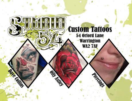 studio 54 tattoo studio 54 studio