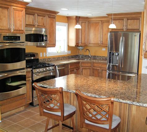 pictures of remodeled kitchens kitchen remodeling randolph ma