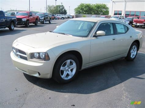 2010 charger se 2010 white gold pearl dodge charger se 30722794 photo 2