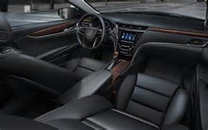2013 cadillac xts interior view photo 10