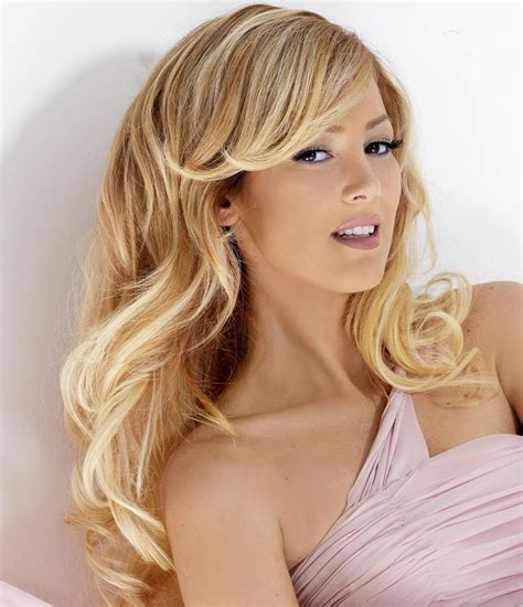 hairstyles with blonde and caramel highlights some interesting facts about caramel blond hair
