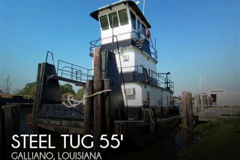 boat financing td 1979 other 55 tug towing vessel td for sale at galliano