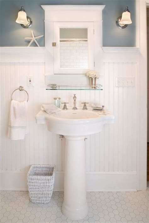 mdf beadboard in bathroom 1000 ideas about wainscoting kits on