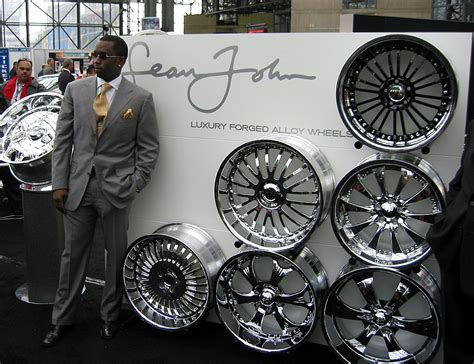 P Diddy Lamborghini Truck 2005 New York Show Part Iv
