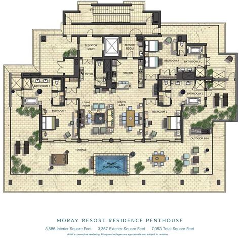 luxury apartment plans luxury floor plans luxurious floor plans house plans