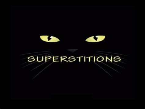common superstitions most common superstitions quot walking under a ladder quot the