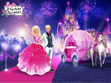 film barbie in a fashion fairytale barbie a fashion fairytale happy end barbie movies