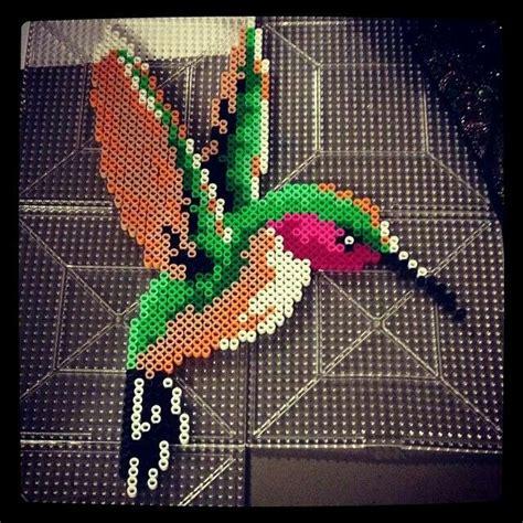 need to bead hummingbird hama bead patterns i need to print