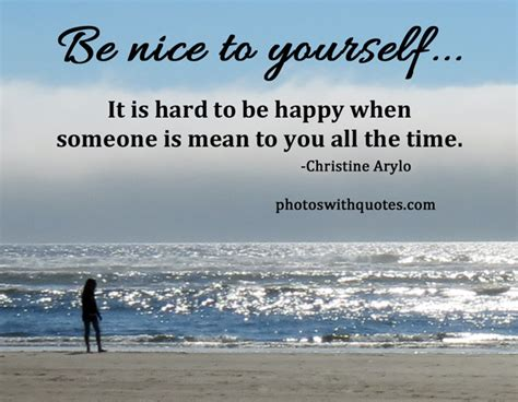 Happiness L by Picture Quote Be To Yourself