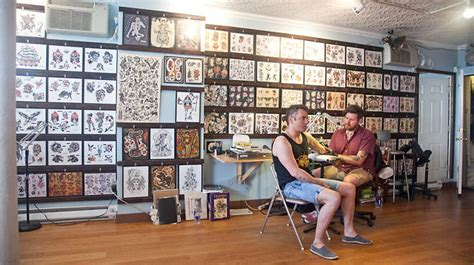 best tattoo shops in new york new york parlors gotham s best ink spots