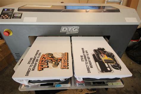 Printer Dtg M2 dtg m2 direct to garment printer