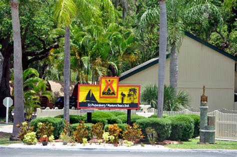 Koa Cabins In Florida by St Petersburg Madeira Koa Florida