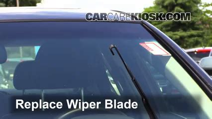 how cars run 2010 acura tsx windshield wipe control front wiper blade change acura tsx 2009 2014 2009 acura tsx 2 4l 4 cyl