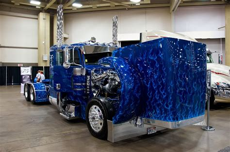 61 Best Big Rig Show Trucks Images On Pinterest Semi