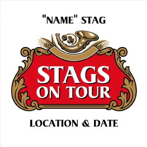 stag s on tour stella style
