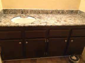 gingers giani granite countertop paint bathroom remodel