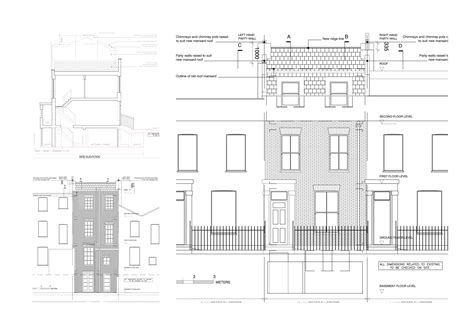 angel house designs architect designed mansard roof house extension angel islington n1
