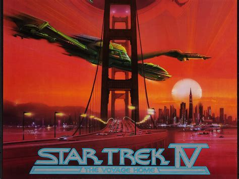 trek saturday trek iv the voyage home