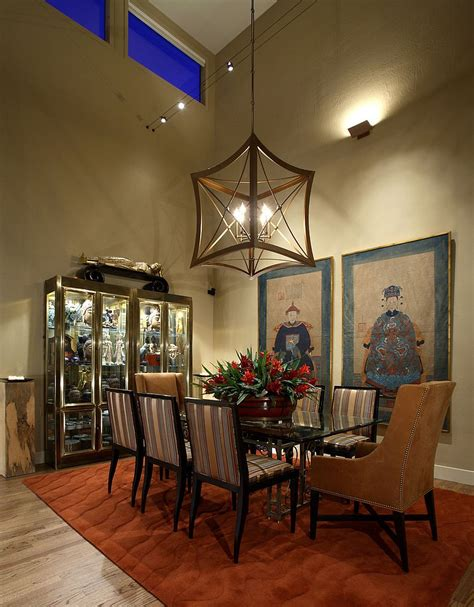 asian inspired dining room serene and practical 40 asian style dining rooms