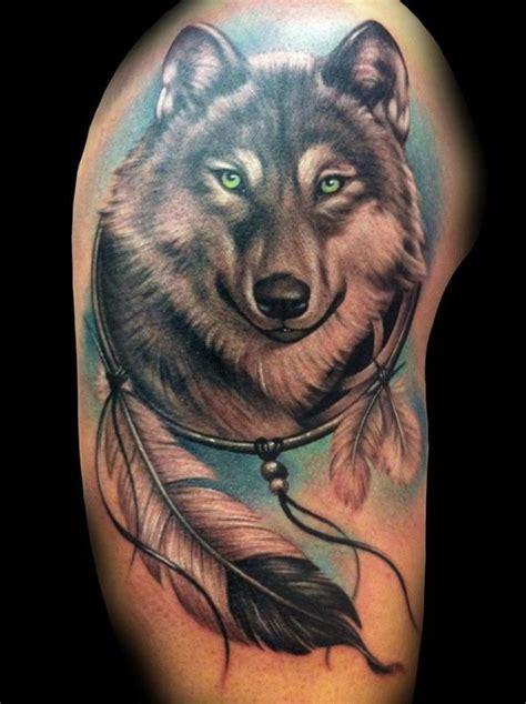 imagenes tatuajes de lobos 20 excelentes ideas de tatuajes de lobos