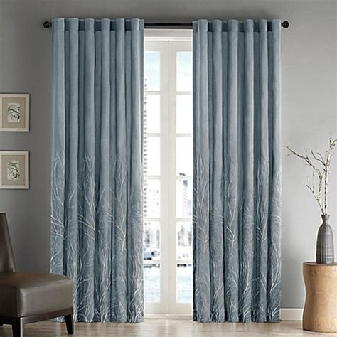 curtains 95 inches buy andora 95 inch window curtain panel from bed bath beyond