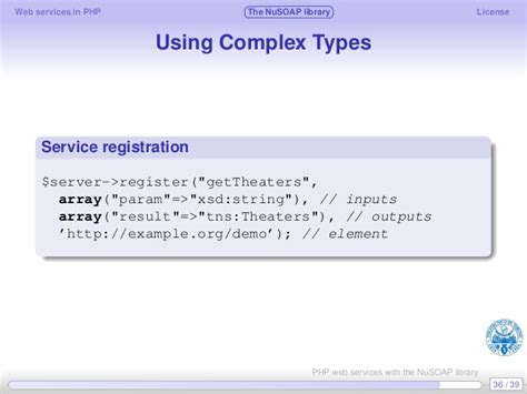 tutorial nusoap php php web services with the nusoap library