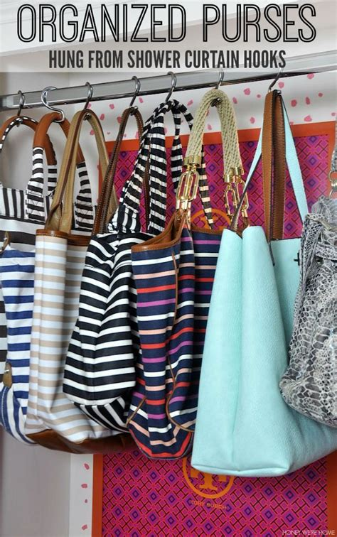 25 best ideas about purse storage on handbag