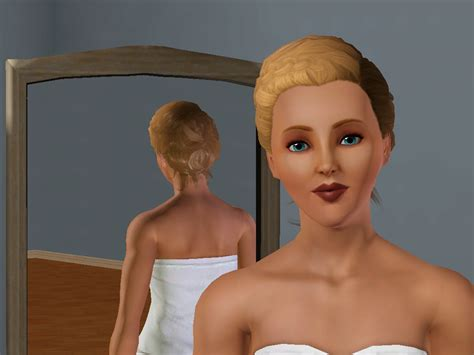 alejandra costello bio sims 3 messy braid braids sims 3 custom content