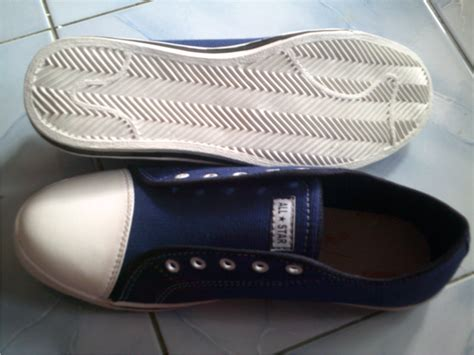Sepatu Converse All Biru Dongker sepatu converse biru holidays oo