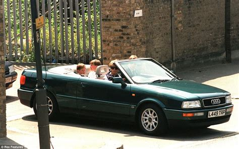 lade di sale the s bentley and princess di s audi go up for sale