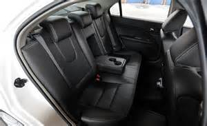 2010 Ford Fusion Interior Car And Driver